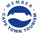 Cape Town Tourism Membership Logo